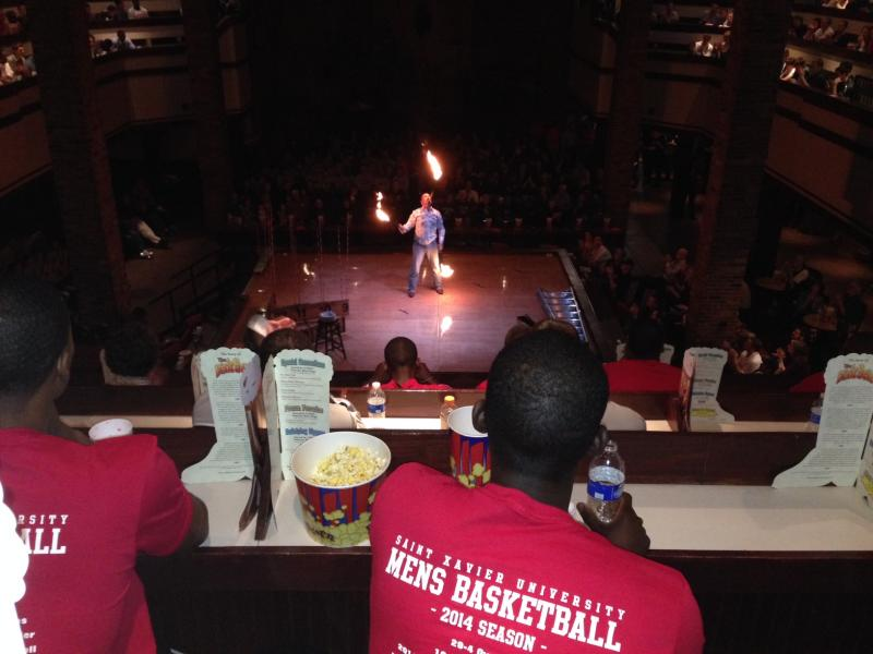 SXU Men's Basketball First Days of National Championship Trip - Photo 15