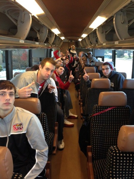SXU Men's Basketball First Days of National Championship Trip - Photo 1