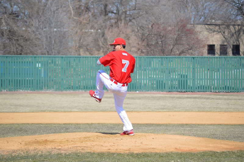 SXU Baseball vs St. Francis (Ill.) 4/1/14 - Photo 1