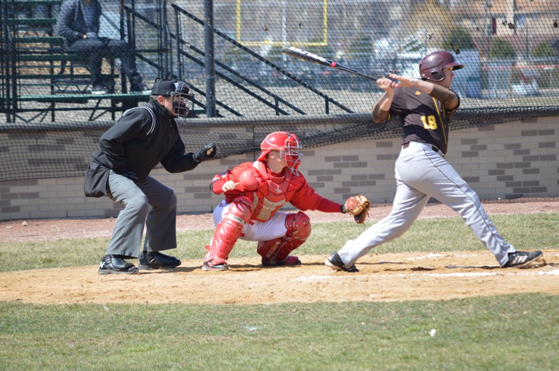 SXU Baseball vs St. Francis (Ill.) 4/1/14 - Photo 3