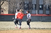 SXU Softball vs Robert Morris (Ill.) 4/1/14 - Photo 18