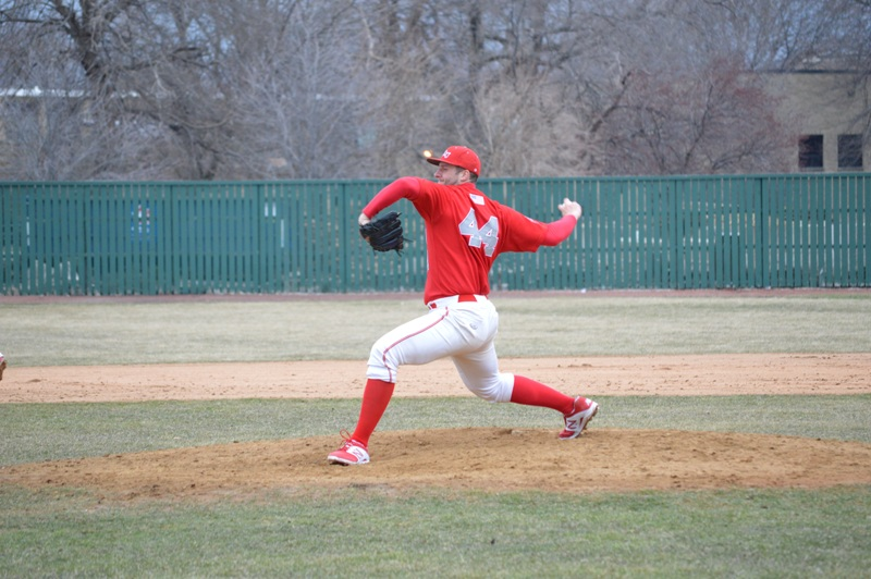 9th SXU Baseball vs Trinity Int'l (Ill.) 4/4/2014 Photo