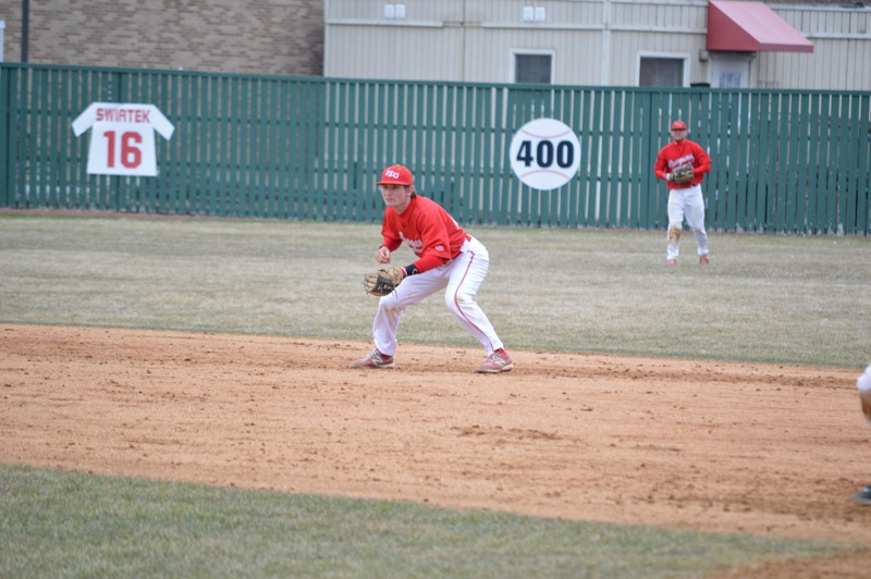16th SXU Baseball vs Trinity Int'l (Ill.) 4/4/2014 Photo