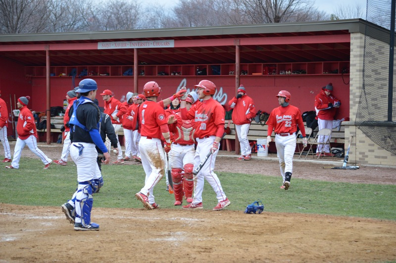 22nd SXU Baseball vs Trinity Int'l (Ill.) 4/4/2014 Photo