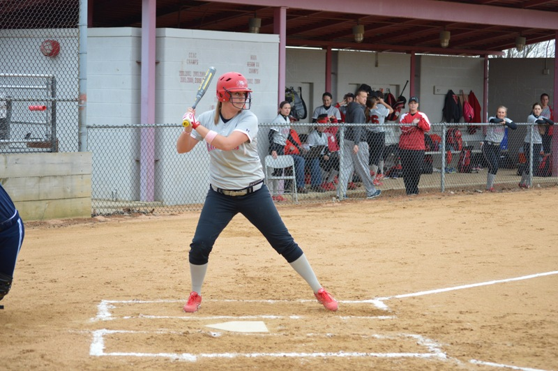 1st SXU Softball vs Trinity Christian (Ill.) 4/10/2014 Photo