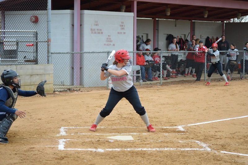 3rd SXU Softball vs Trinity Christian (Ill.) 4/10/2014 Photo