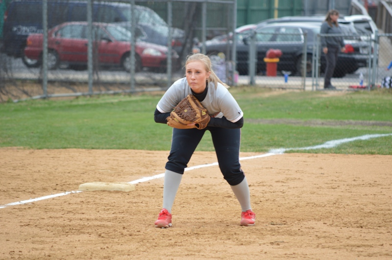 5th SXU Softball vs Trinity Christian (Ill.) 4/10/2014 Photo