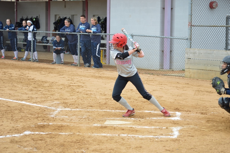 9th SXU Softball vs Trinity Christian (Ill.) 4/10/2014 Photo
