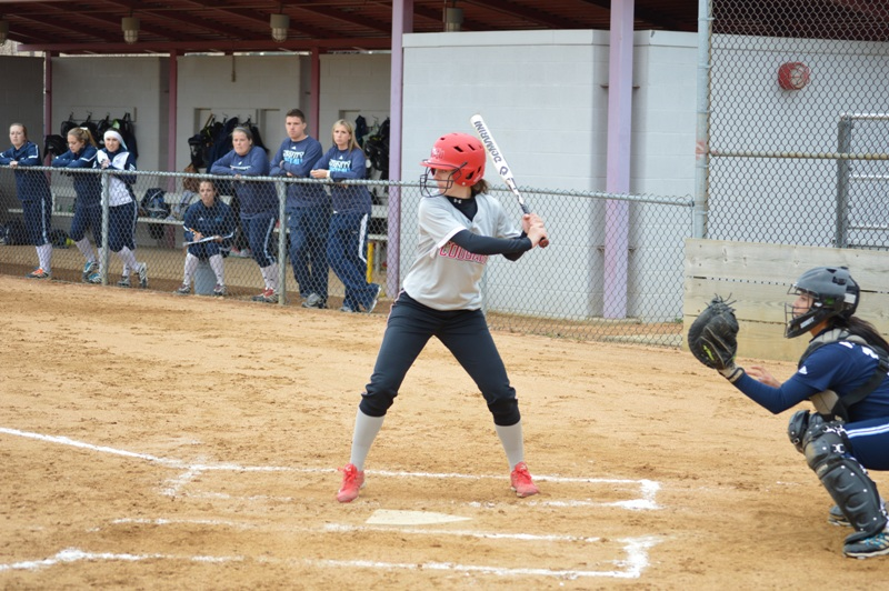 10th SXU Softball vs Trinity Christian (Ill.) 4/10/2014 Photo