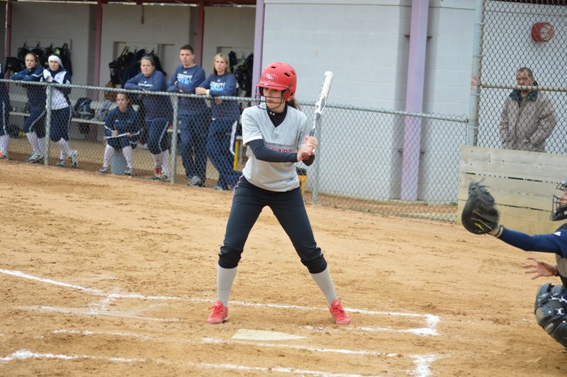 11th SXU Softball vs Trinity Christian (Ill.) 4/10/2014 Photo