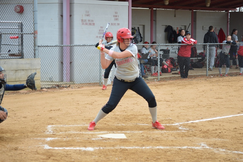 14th SXU Softball vs Trinity Christian (Ill.) 4/10/2014 Photo
