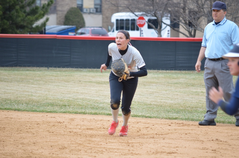 17th SXU Softball vs Trinity Christian (Ill.) 4/10/2014 Photo