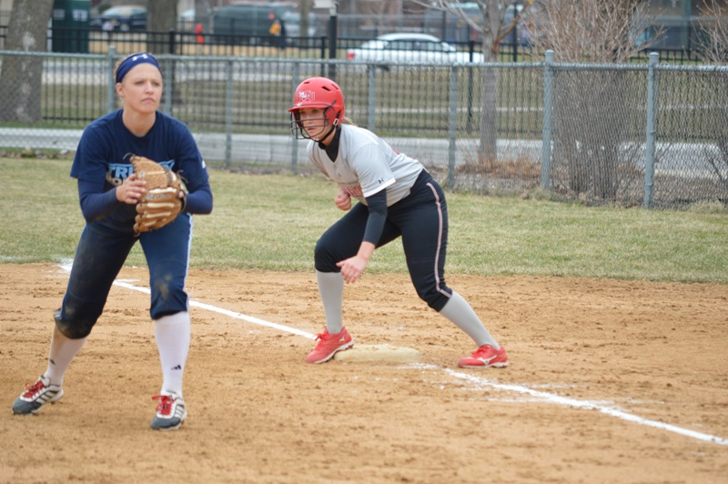 22nd SXU Softball vs Trinity Christian (Ill.) 4/10/2014 Photo