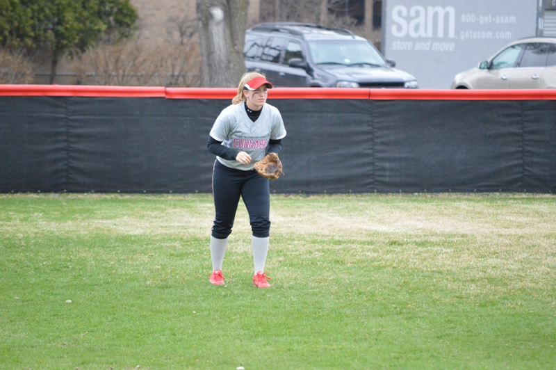 28th SXU Softball vs Trinity Christian (Ill.) 4/10/2014 Photo