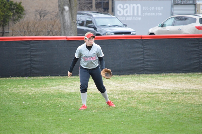 29th SXU Softball vs Trinity Christian (Ill.) 4/10/2014 Photo