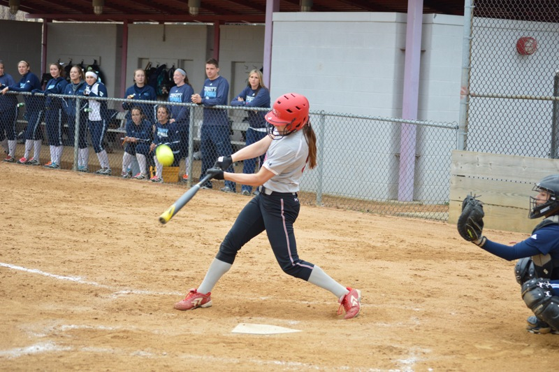 32nd SXU Softball vs Trinity Christian (Ill.) 4/10/2014 Photo
