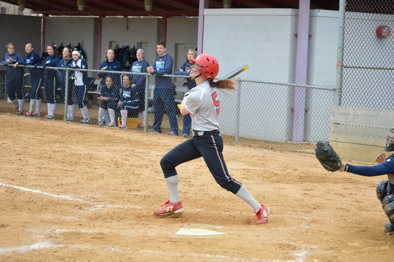 33rd SXU Softball vs Trinity Christian (Ill.) 4/10/2014 Photo