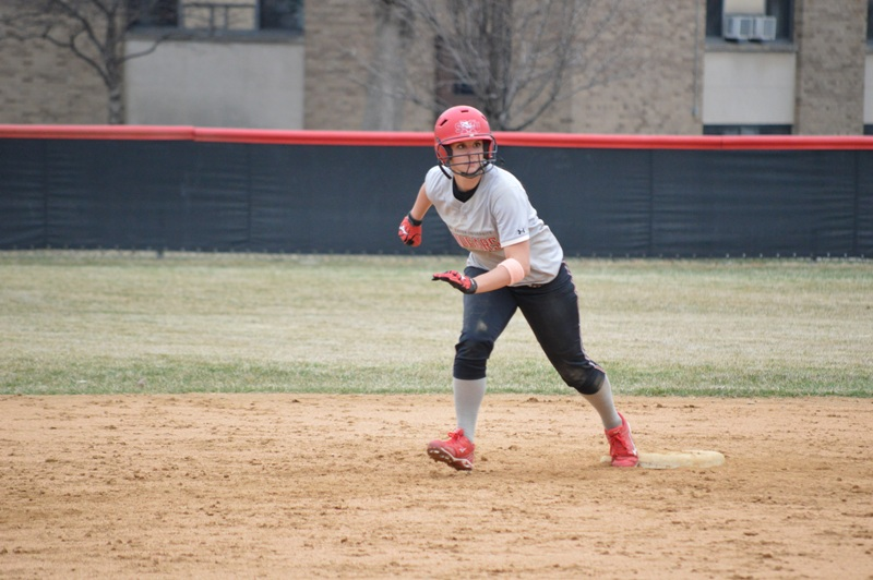 35th SXU Softball vs Trinity Christian (Ill.) 4/10/2014 Photo