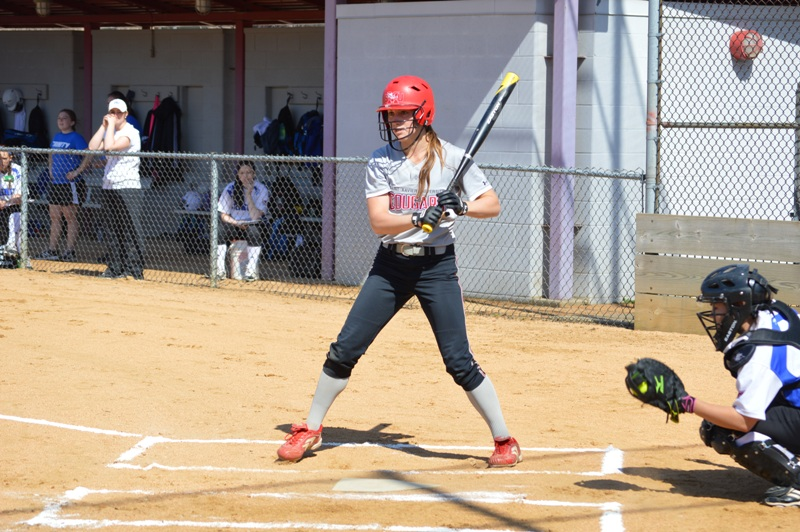 SXU Softball vs Trinity International 4/11/14 - Photo 10