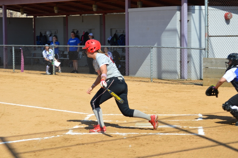 13th SXU Softball vs Trinity International 4/11/14 Photo