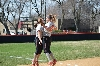 SXU Softball vs Trinity International 4/11/14 - Photo 2