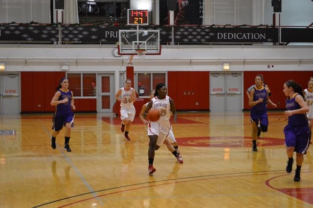 4th Saint Xavier vs. Ashford University (Iowa) Photo