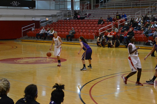 5th Saint Xavier vs. Ashford University (Iowa) Photo