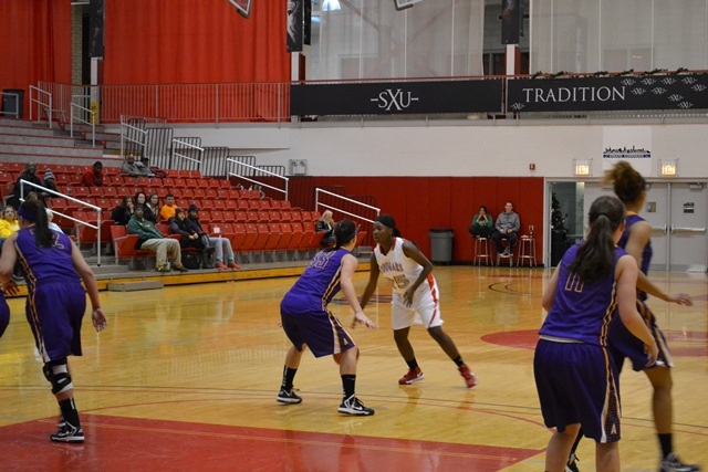 10th Saint Xavier vs. Ashford University (Iowa) Photo