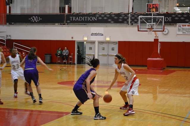 12th Saint Xavier vs. Ashford University (Iowa) Photo