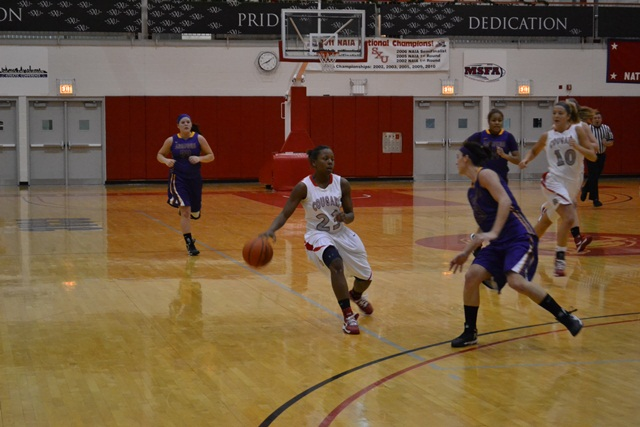 18th Saint Xavier vs. Ashford University (Iowa) Photo