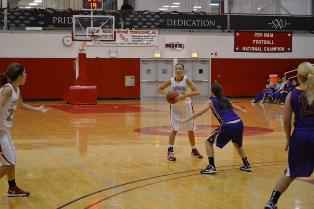 21st Saint Xavier vs. Ashford University (Iowa) Photo