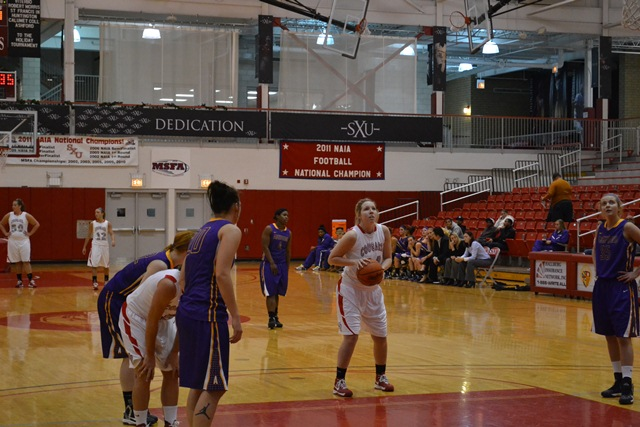 25th Saint Xavier vs. Ashford University (Iowa) Photo