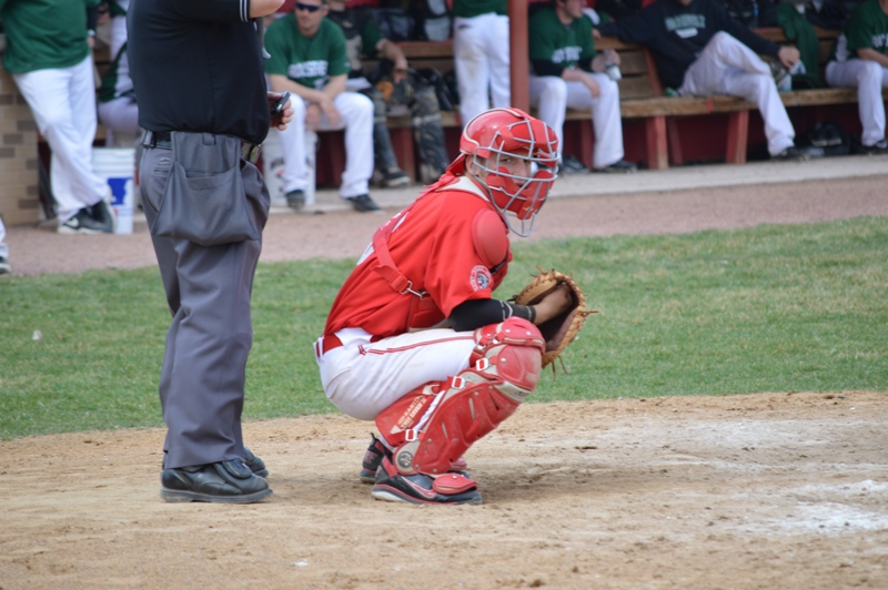 6th SXU Baseball vs Roosevelt (Ill.) 4/12/2014 Photo