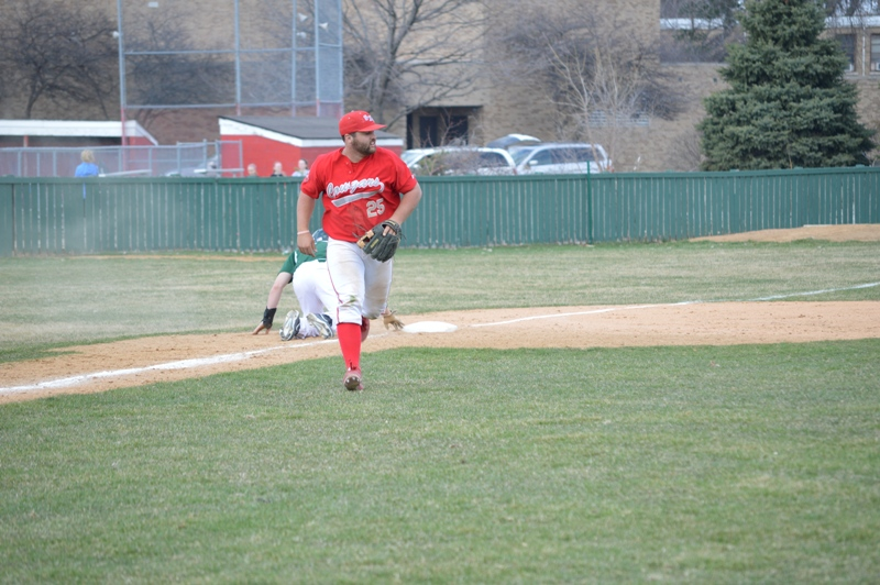 8th SXU Baseball vs Roosevelt (Ill.) 4/12/2014 Photo