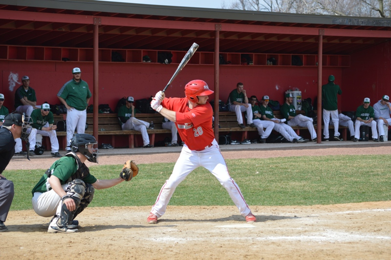 10th SXU Baseball vs Roosevelt (Ill.) 4/12/2014 Photo