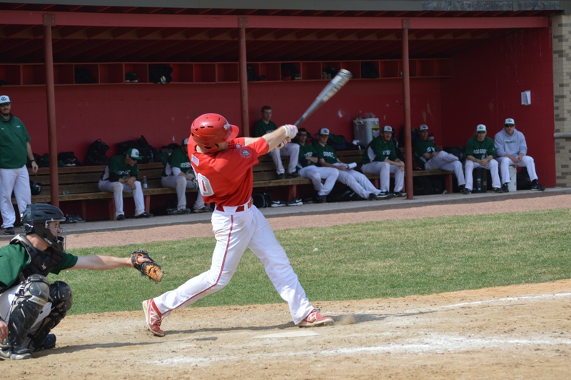 12th SXU Baseball vs Roosevelt (Ill.) 4/12/2014 Photo