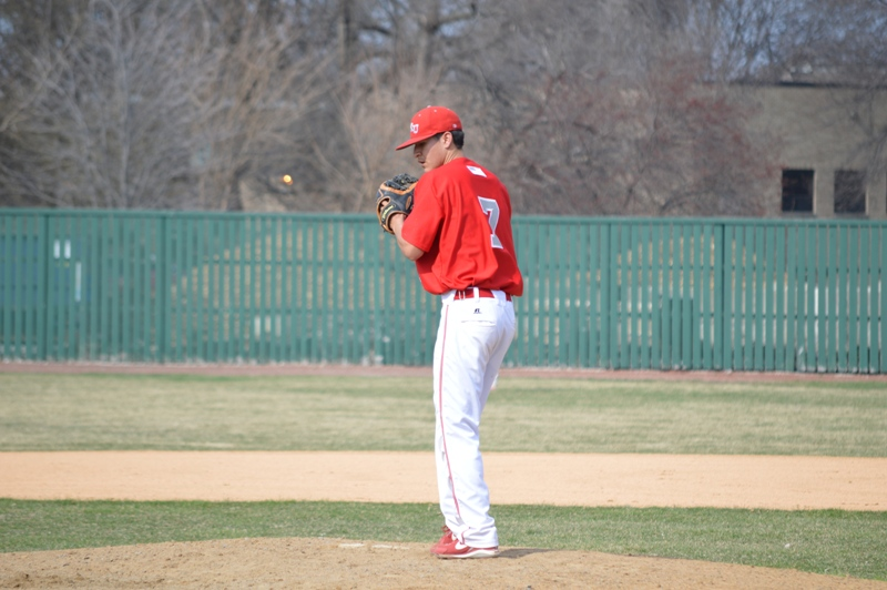 16th SXU Baseball vs Roosevelt (Ill.) 4/12/2014 Photo