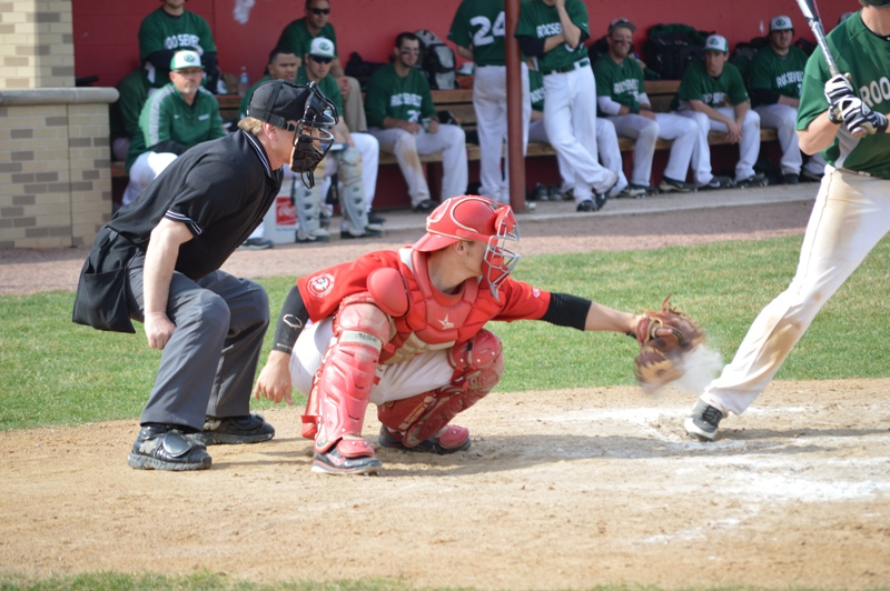 21st SXU Baseball vs Roosevelt (Ill.) 4/12/2014 Photo