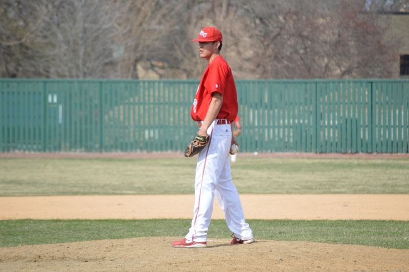 24th SXU Baseball vs Roosevelt (Ill.) 4/12/2014 Photo