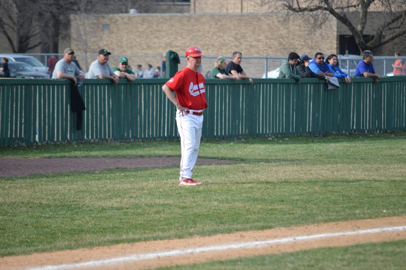 26th SXU Baseball vs Roosevelt (Ill.) 4/12/2014 Photo