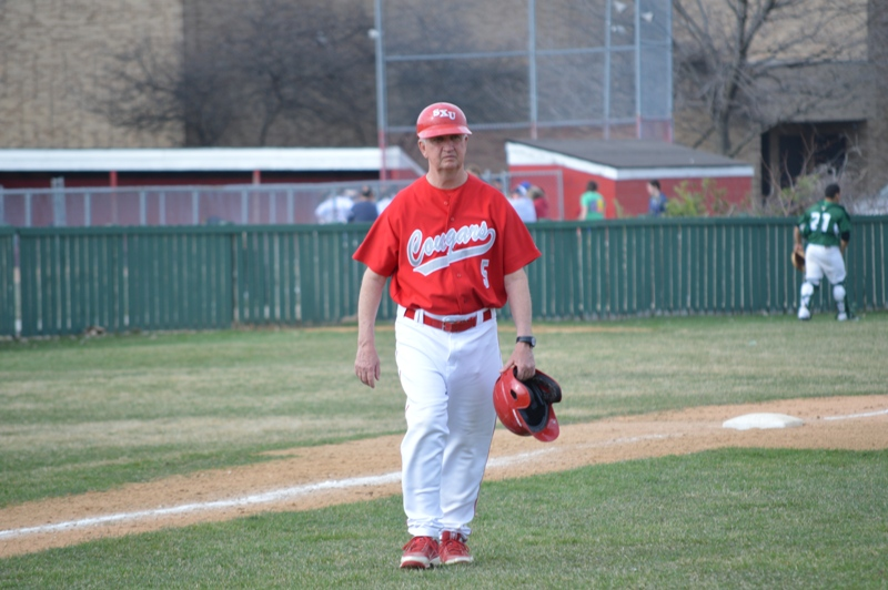 27th SXU Baseball vs Roosevelt (Ill.) 4/12/2014 Photo