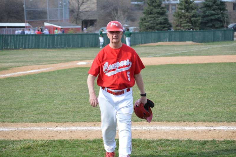 28th SXU Baseball vs Roosevelt (Ill.) 4/12/2014 Photo