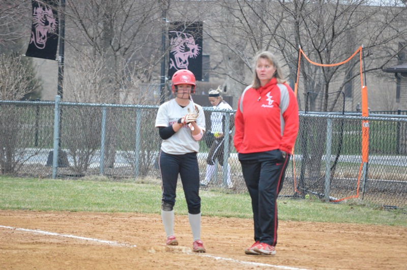 28th SXU Softball vs St. Francis (Ill.) 4/13/14 Photo