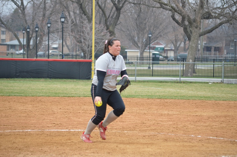 30th SXU Softball vs St. Francis (Ill.) 4/13/14 Photo