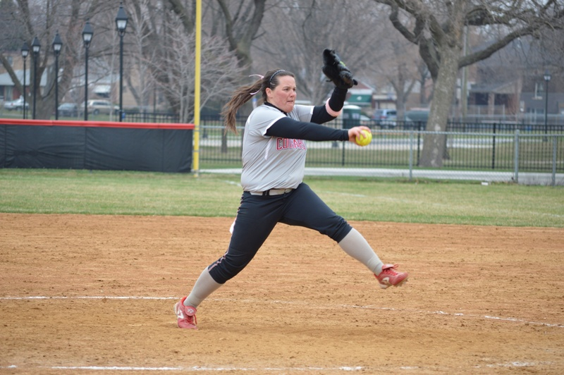 42nd SXU Softball vs St. Francis (Ill.) 4/13/14 Photo