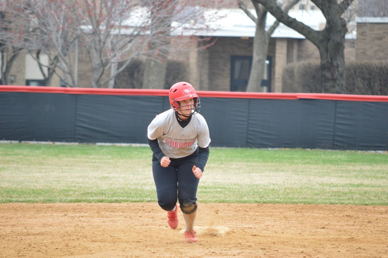 47th SXU Softball vs St. Francis (Ill.) 4/13/14 Photo