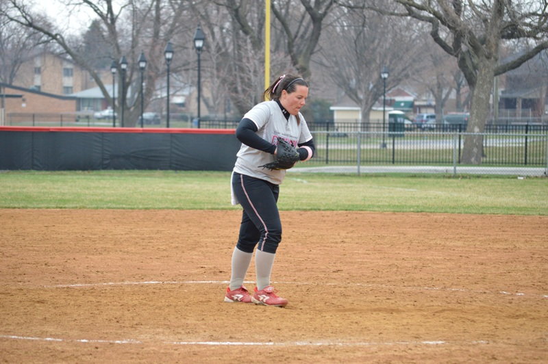 48th SXU Softball vs St. Francis (Ill.) 4/13/14 Photo