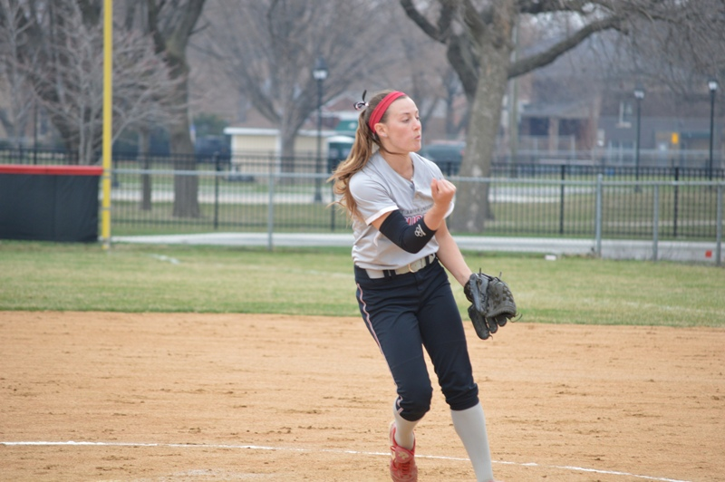 3rd SXU Softball vs St. Francis (Ill.) 4/13/14 Photo
