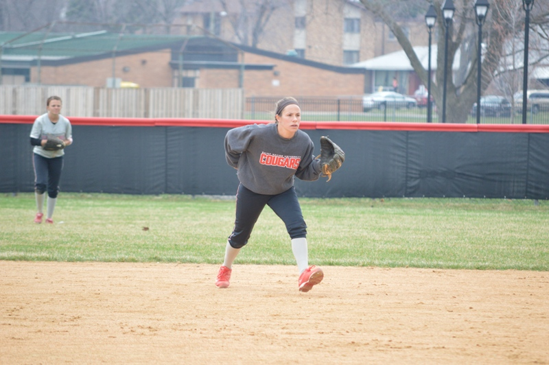 6th SXU Softball vs St. Francis (Ill.) 4/13/14 Photo