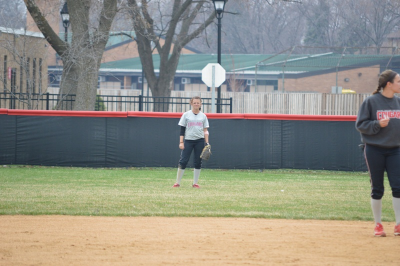 7th SXU Softball vs St. Francis (Ill.) 4/13/14 Photo
